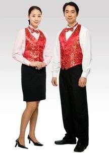 酒店服务员制服