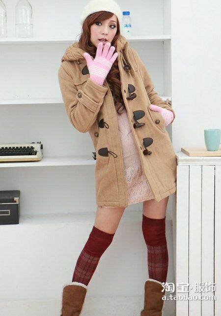 杂志推荐秋冬人气新款服饰